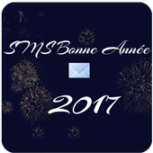 Sms bonne année 2018 icon