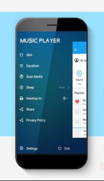 Music Player Samsunge 2018 apk screenshot