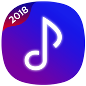 Music player - Mp3 player for Galaxy S9 icon
