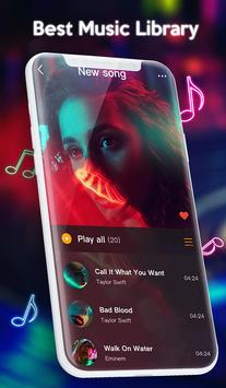 Music player - Mp3 player for Galaxy S9 screenshot 3