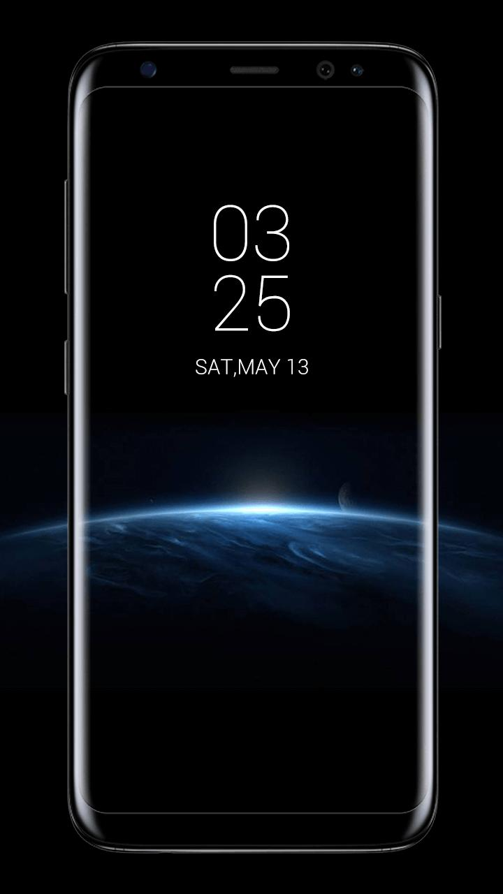 Lock Screen For S8 Theme Wallpaper Hd For Android Apk Download