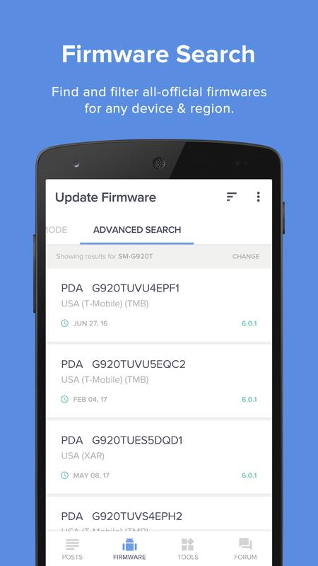 how to find updates for app on samsung
