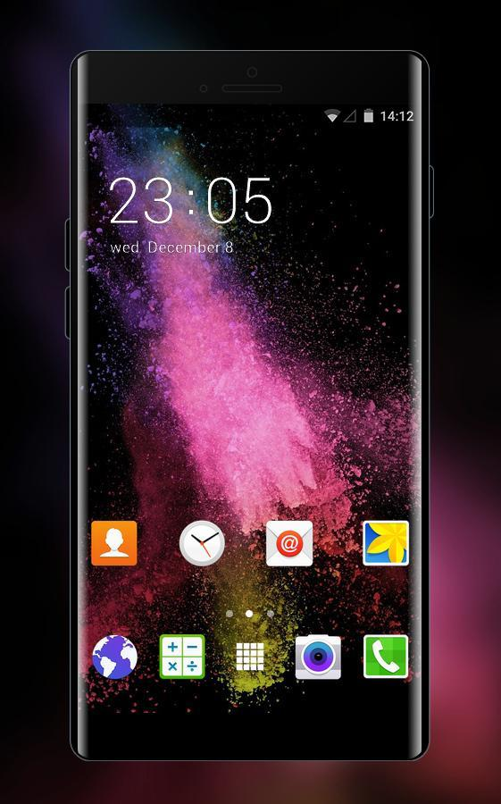 Colorful Theme for Samsung Z2 Launcher for Android - APK Download