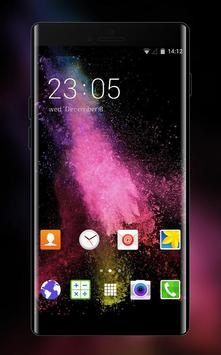 Colorful Theme for Samsung Z2 Launcher poster