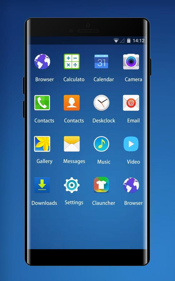 Theme for Samsung Galaxy Core HD poster