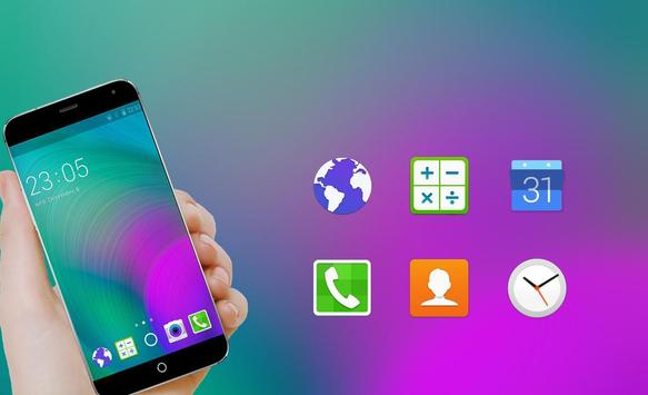 Theme for Samsung Galaxy A7 HD screenshot 3