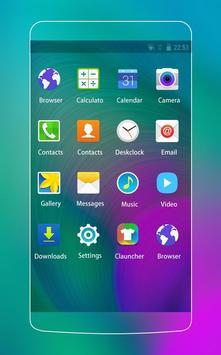 Theme for Samsung Galaxy A7 HD screenshot 1