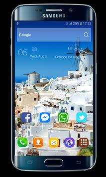 Launcher Theme for Galaxy A7 poster