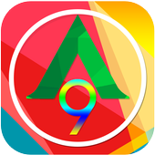 A9 launcher theme icon