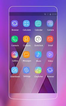 Theme for Galaxy Feel HD apk screenshot