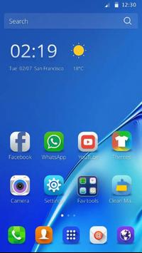 Launcher Theme For Galaxy J5 poster