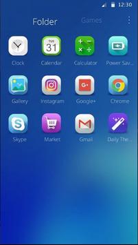 Launcher Theme For Galaxy J5 apk screenshot