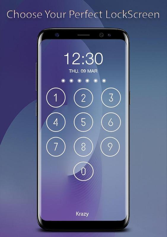 Lock Screen For Galaxy J5J7 HD Screenshot 4