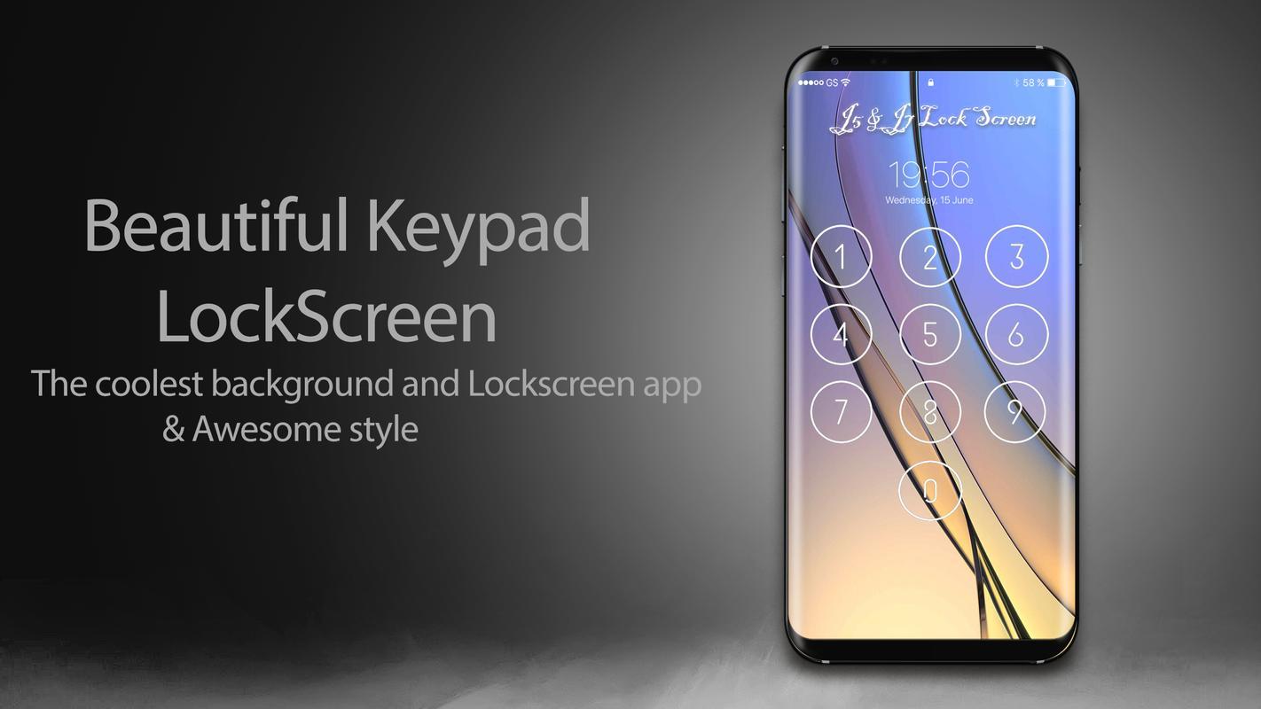 Lock Screen For Galaxy J5J7 HD Screenshot 6