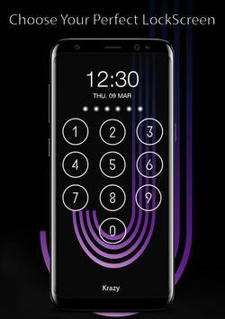 Lock Screen for Galaxy J5,J7 HD poster