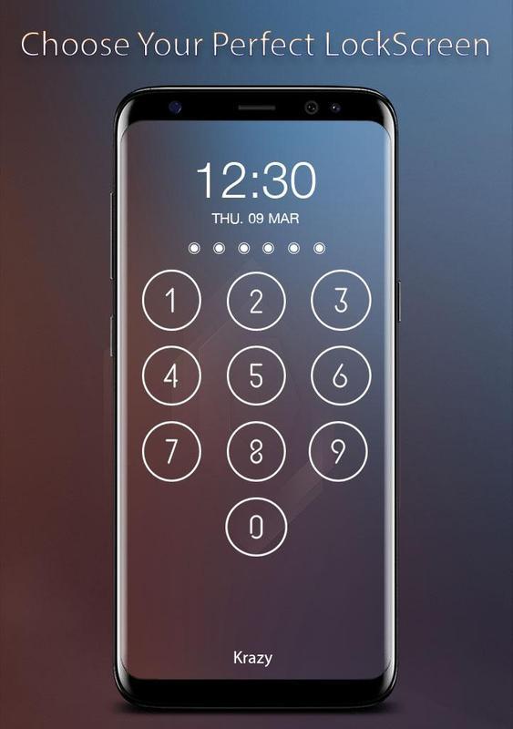 Lock Screen For Galaxy J5J7 HD Screenshot 1