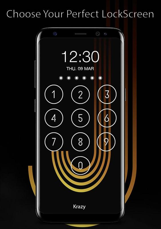 Lock Screen For Galaxy J5J7 HD Screenshot 2