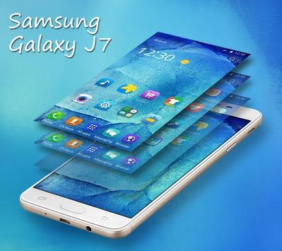 Theme for Samsung J7 screenshot 1