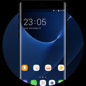 Theme for Samsung Galaxy S7 Edge HD icon