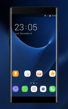 Theme for Samsung Galaxy S7 Edge HD poster