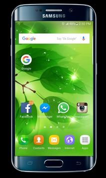 Galaxy J7 launcher theme poster