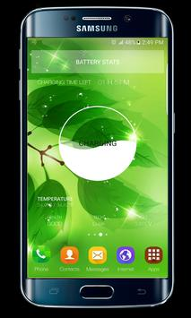 J7 launcher theme apk screenshot