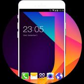 Theme for Galaxy J7 Nxt HD icon