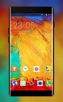 Theme for Samsung Galaxy Note 3 HD poster