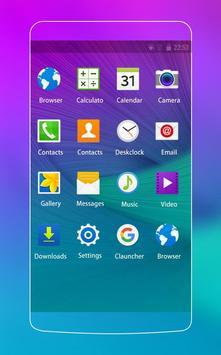 Theme for Samsung Galaxy Note 4 HD screenshot 1