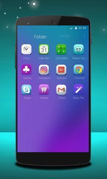 Launcher Theme For Galaxy Note 6 apk screenshot