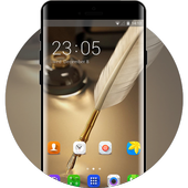 Samsung Launcher stylish Theme for Galaxy Note 8 icon