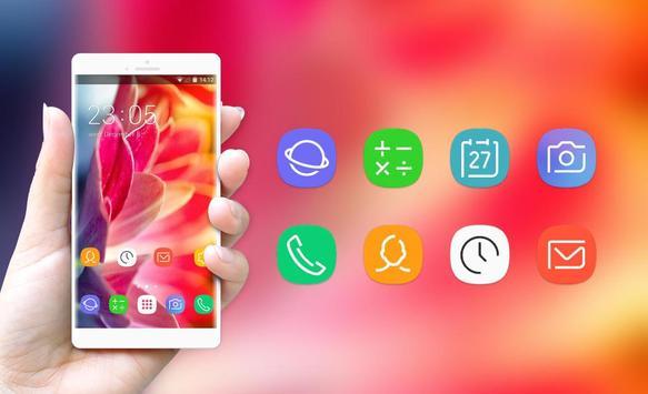Theme for Samsung Galaxy Star flower wallpaper screenshot 3