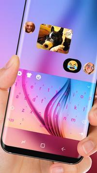 Galaxy Keyboard for Samsung Note8 screenshot 2