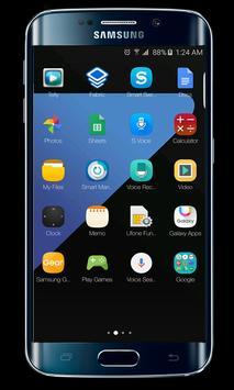 Samsung Galaxy S10 launcher theme screenshot 2