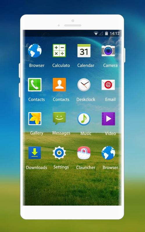 Theme For Samsung Galaxy Y Duos Wallpaper For Android