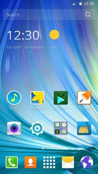 Theme for Samsung Galaxy poster