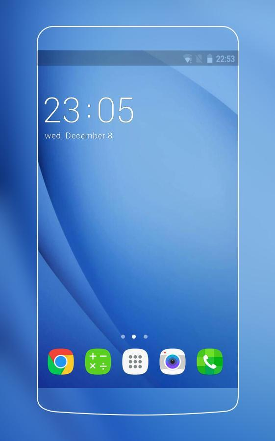 Theme For Galaxy J5 Hd Wallpaper Icon Pack For Android