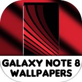 Galaxy Note 8 Wallpapers - Official & Live Picture icon