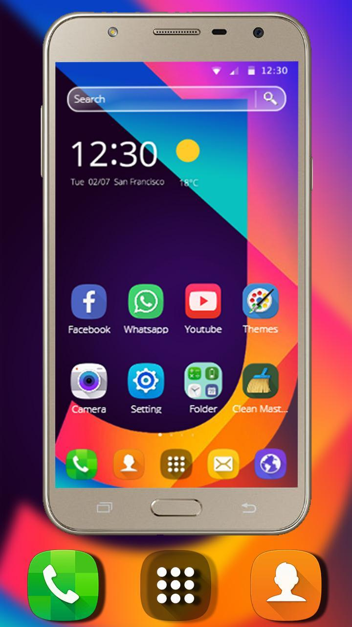 Theme for Samsung J7 Nxt for Android - APK Download