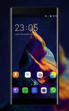 Theme for Samsung Galaxy A5 poster