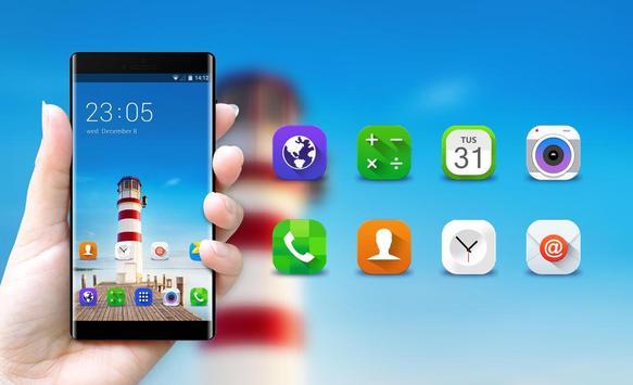 Theme for Samsung Galaxy S8 screenshot 3