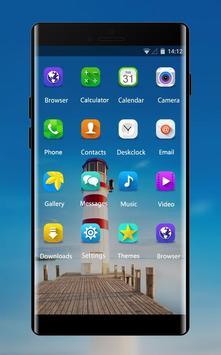 Theme for Samsung Galaxy S8 screenshot 1