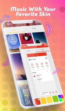 Music Player For Samsung S8 edge - free Music screenshot 3