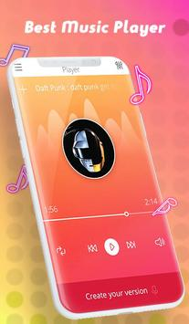 Music Player For Samsung S8 edge - free Music poster
