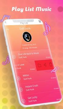 Music Player For Samsung S8 edge - free Music screenshot 1