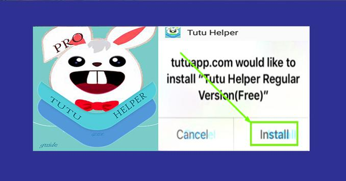 tips for Tutu Helper tutuapp apk screenshot
