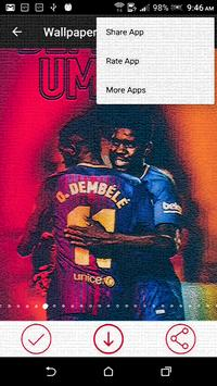 Samuel Umtiti HD Wallpapers screenshot 4