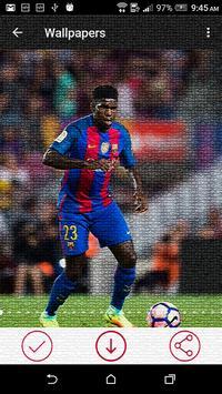 Samuel Umtiti HD Wallpapers screenshot 2