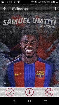 Samuel Umtiti HD Wallpapers screenshot 3