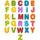 Simple Alphabet icon